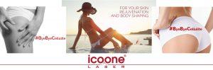 Icoone Laser mechanische bindweefselmassage bij Glam Skin in Enschede
